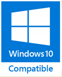 Compatibility with Windows 10 is key
